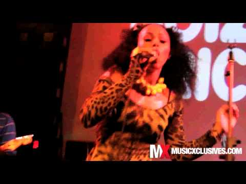 Elle Varner - Only Wanna Give It To You (Live at SOBs)