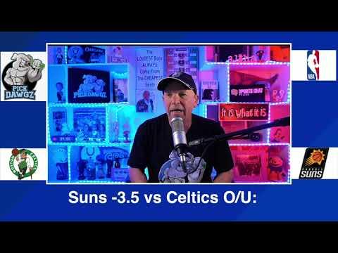 Phoenix Suns vs Boston Celtics 2/7/21 Free NBA Pick and Prediction NBA Betting Tips