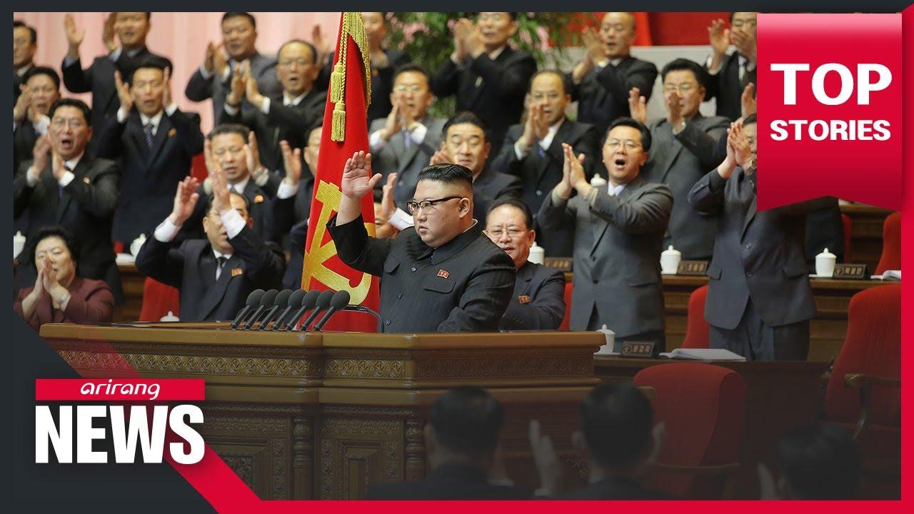 North Korea's Kim Jong-un calls for boosting military power