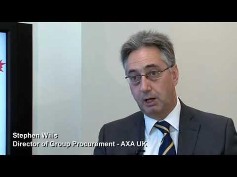 AXA Procurement Challenges And Future Procurecon