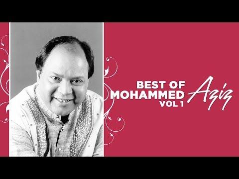 Best Of Mohammed Aziz - Vol .01 - Super HIts Hindi Songs (Audio) Jukebox