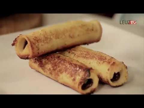 Cuisine De Sofia Pain De Mie Roule Au Nutella Facon Pain Perdu