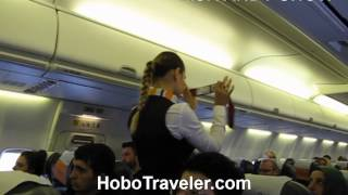 SunExpress Flight Trip to Antalya Turkey Hotel