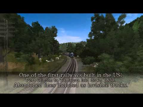 Trainz HD: READING & NORTHERN: Features video