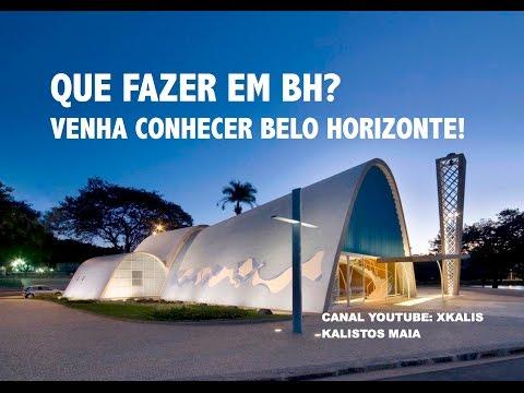 Venha conhecer BH! O Que Fazer Em Belo Horizonte?