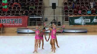 Художественная гимнастика. Турнир Локо