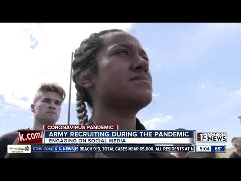 Army Recruiting During The Pandemic