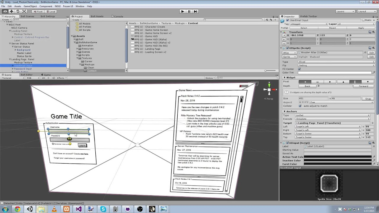 Jay Bennett Uses myBalsamiq for Video Game Prototyping | The