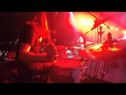 Gunnar Olsen - FISCHERSPOONER 'EMERGE' LIVE - Drum Cam