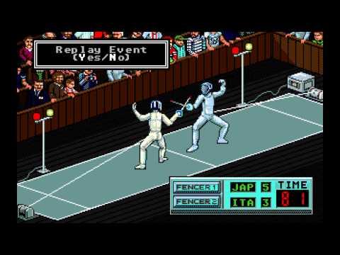 Summer olympiad - Atari ST [Longplay]