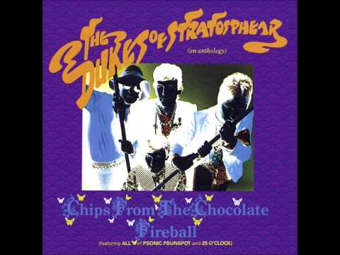 The Dukes of Stratosphear - Chips from the Chocolate Fireball (Full Album) [HD]