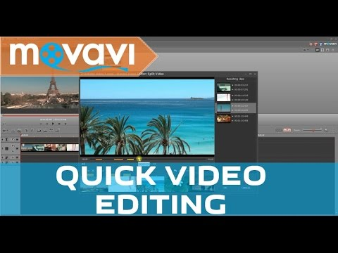 Cut and Trim Videos with the Movavi Video Cutter Tool!
