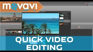 Cut and Trim Videos with the Movavi Video Cutter Tool! | Movavi Video Editor