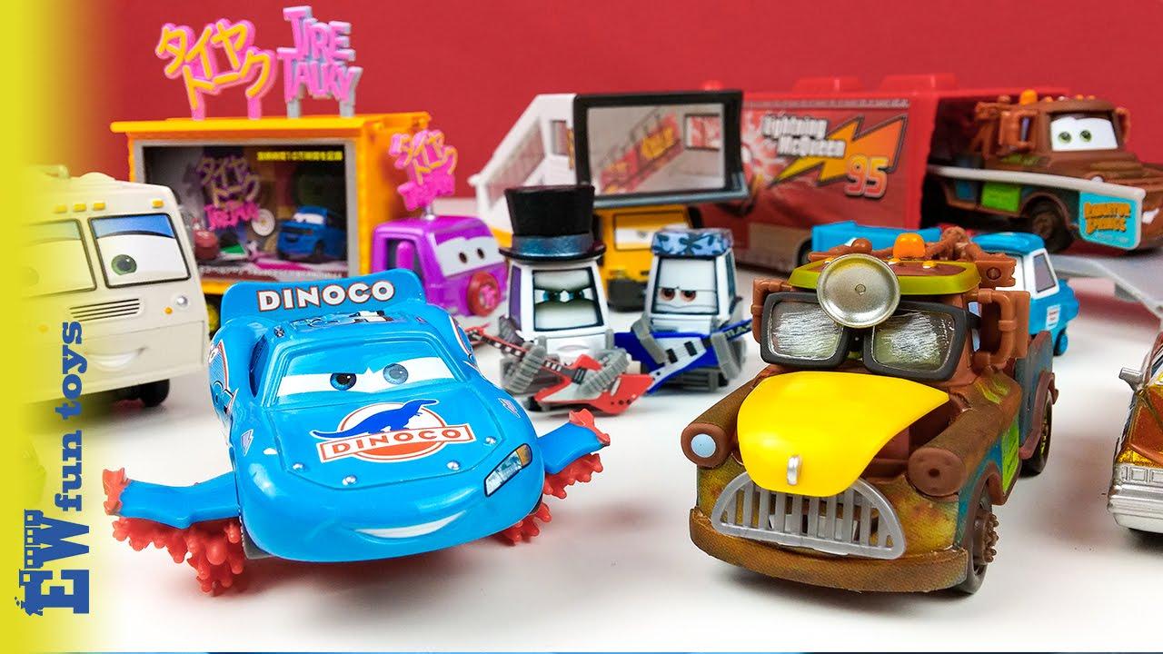 Youtube Disney Pixar Cars Part