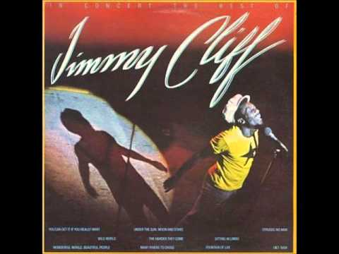 Jimmy Cliff In Concert   1976
