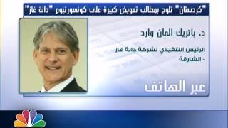 """""""دانة غاز"""" لـCNBC عربية: ادعاءات حكومة كردستان العراق غير مبررة"""