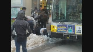 Another Metro Transit Bus Driver Attacked In Minneapolis