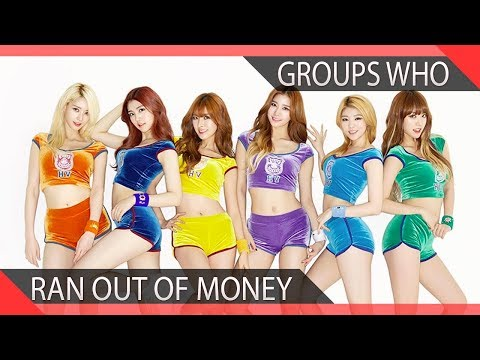 KPOP Groups Who Ran Out Of Money For A Higher Quality MV