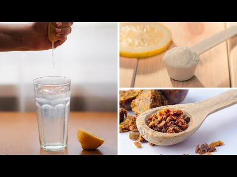 Supercharge Your Health With This Powerful Lemon Water Recipe