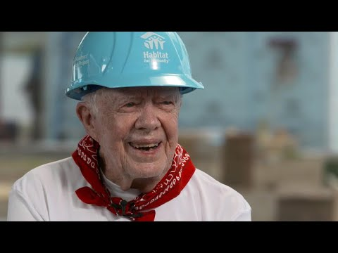 "Former President Jimmy Carter: ""America will learn from its mistakes"""