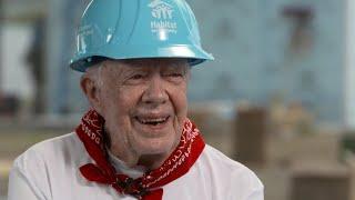 Former President Jimmy Carter: