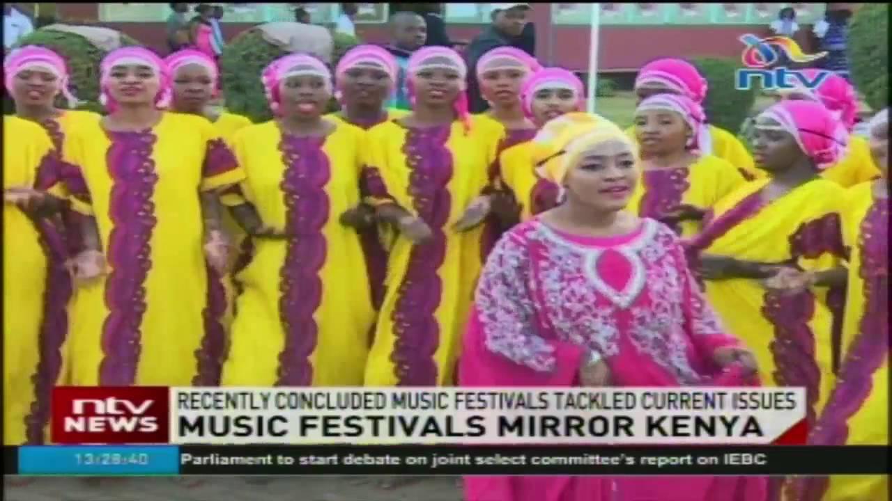 Music Festivals 2016 mirror happenings in Kenya
