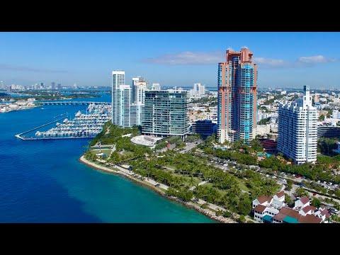 Miami, FL - 4K Drone (2160p)