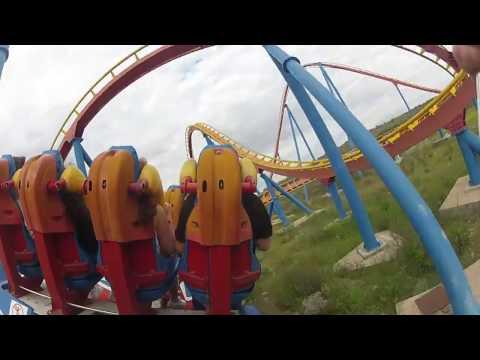 Las mejores atracciones Parque Warner Madrid