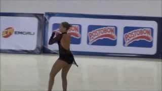 Artistic Roller Skating - Women Long Program - The World Games 2013 Cali