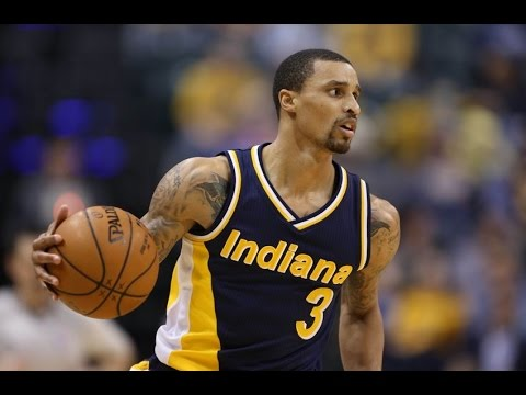 George Hill Pacers 2015 Season Highlights