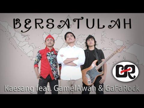 """Kaesang Putra Jokowi Feat Gamelawan & Gafarock """"BERSATULAH"""""""
