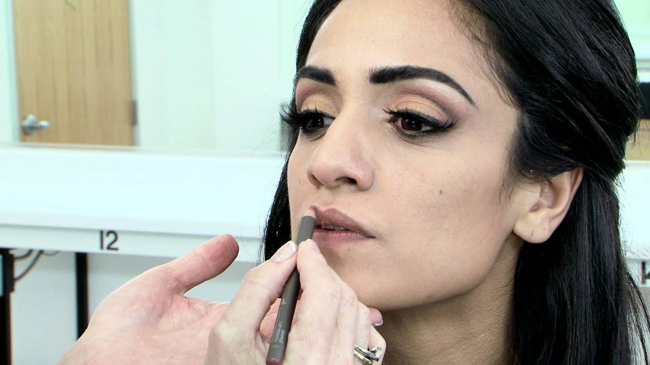 Middle eastern eye makeup tutorial part 2 youtube baditri Choice Image