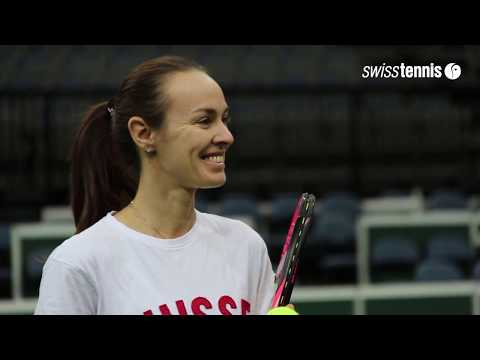 Martina Hingis, Coach of the Securitas Swiss Fed Cup Team