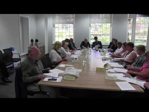 Gambling, Licensing & Regulatory Committee, 21 May 2018