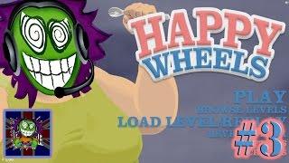 KING OF THE SWINGERS! - Happy Wheels #3