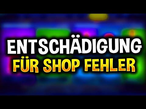 GELD ZURÜCK WEGEN FEHLER 😱 Heute im Fortnite Shop 15.8 🛒 DAILY SHOP | Fortnite Shop Snoxh