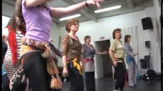 Cours de Danse Kabyle avec Sherazade - (...