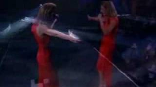 Celine Dion - Because You Loved Me (Live Acapella in Memphis - 1997)