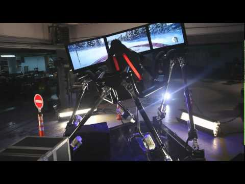 Playmotion® Rally Simulator Official Trailer Volume 2