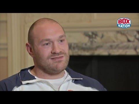 Tyson Fury On Klitschko Rematch, Anthony Joshua & Being World Heavyweight Champion