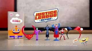 Justice League llega a BK®...