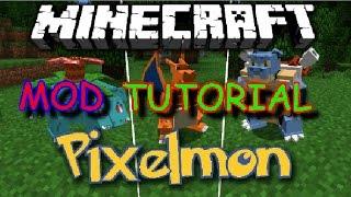 Minecraft POKEMON Mod installieren Deutsch 1.8 [DEUTSCH    HD    TUTORIAL]   Roderick