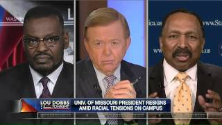 University of Missouri president resigns amid racial tensions on campus