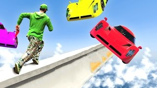 RUN FOR YOUR LIFE IN GTA 5!