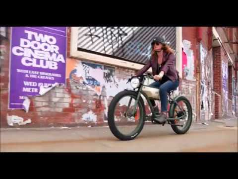 Greaser E Bike Vintage By Classic Cycle De Youtube