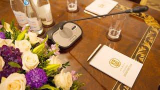 """Гостиница """"Покровская"""" - площадка для конференций, деловых переговоров ,банкетов, свадеб"""