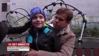 Певица Татьяна Буланова и футболист Владислав Радимов отметили розовую свадьбу