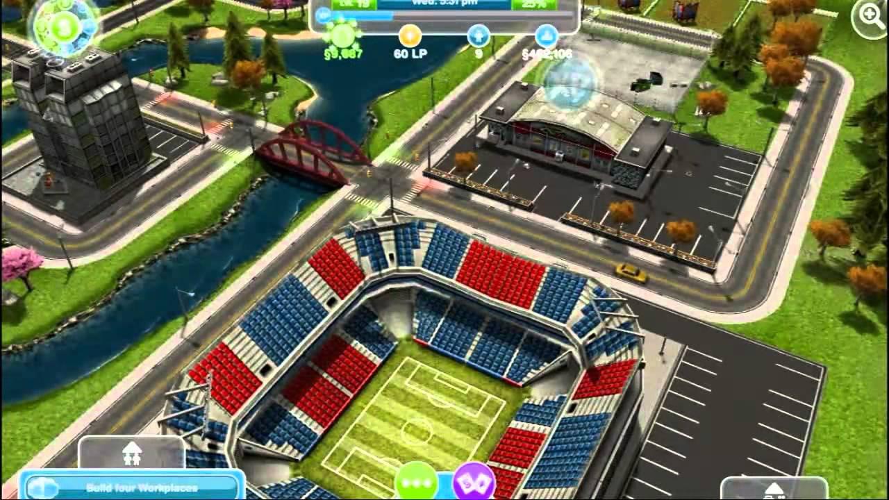The Sims - Обзор игры на Андроид и iOS - YouTube