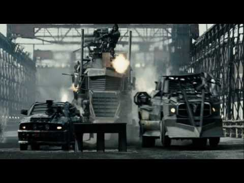 Death Race - Welcome To The Jungle