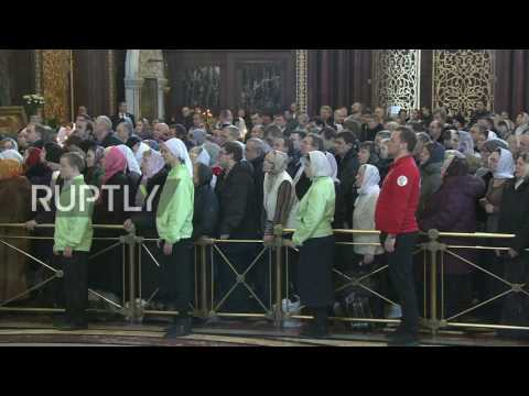 Russia: Patriarch Kirill compares bloodshed in E. Ukraine to Russian Revolution